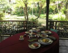 Breakfast in Ubud Bali Trip
