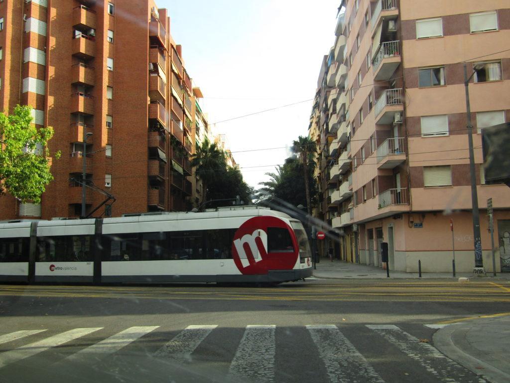 Le métro de Valence un moyen de transport favorisant l'écocivisme