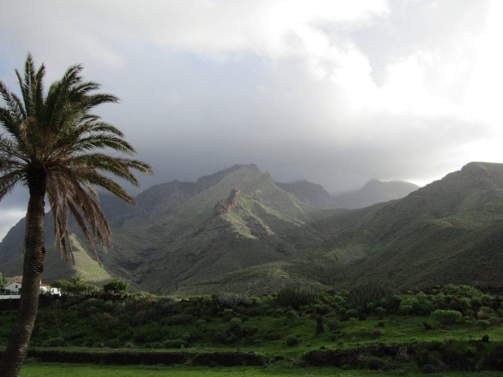 Agaete area Gran Canaria