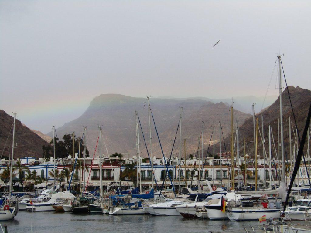 Puerto de Mogan Canary Island