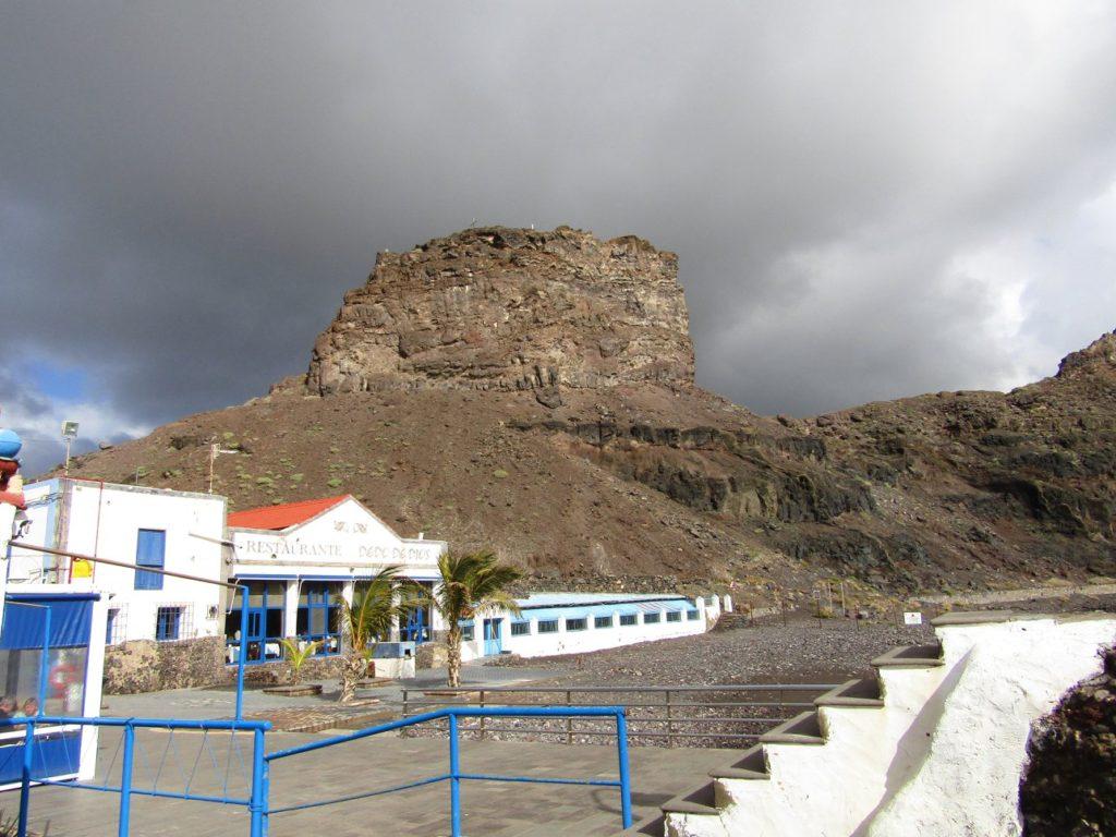 Dedo de Dios, Puerto de Las Nieves Gran Canaria