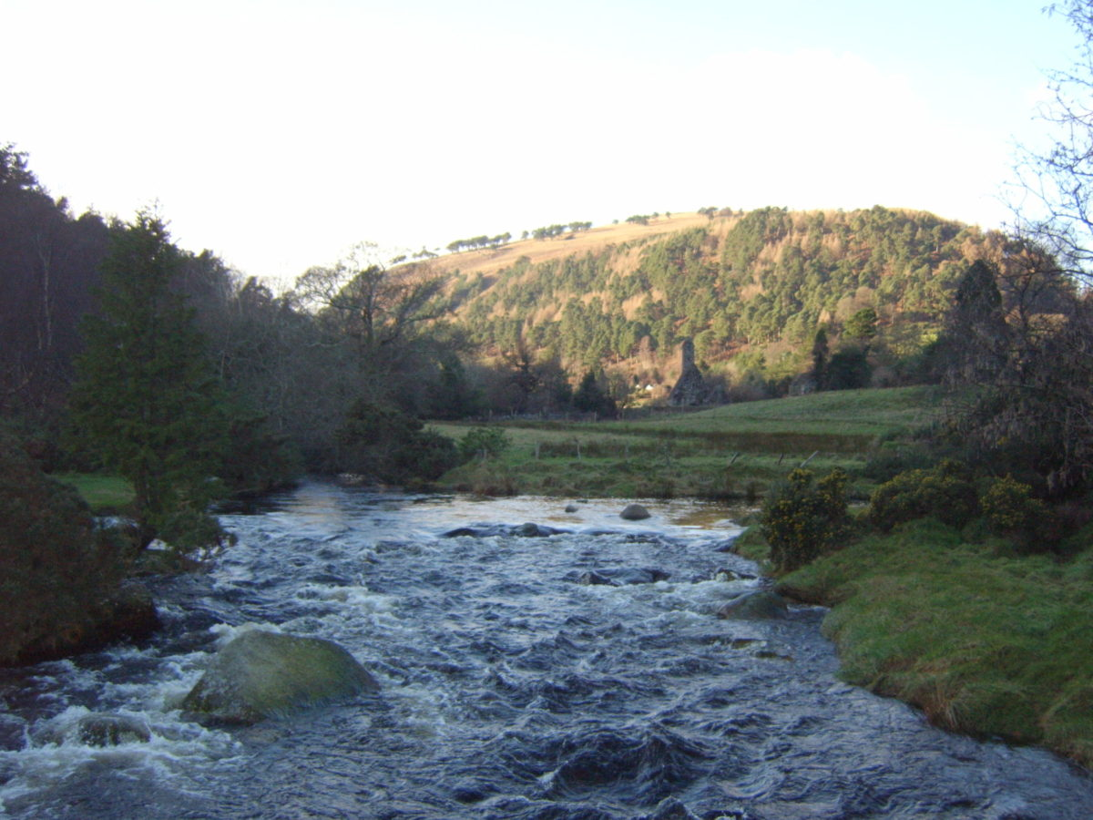 Ireland county Wicklow