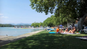 Banyoles beach best things to do in Barcelona in the summer