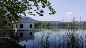 Banyoles lake things to do in Barcelona in the summer