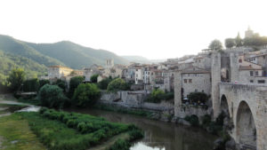 Besalu Catalunya things to do in barcelona in the summer