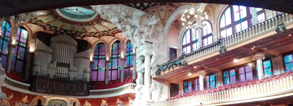best things to do in barcelona in the summer Palau de la Musica