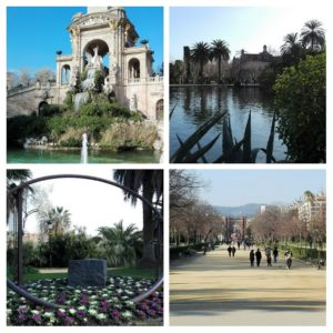 Parc de la Ciutadella things to do in Barcelona in the summer