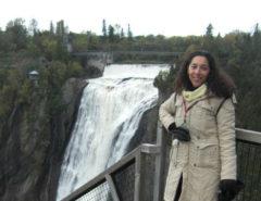 Waterfall Montmorrency Reusa Bottle to Travel