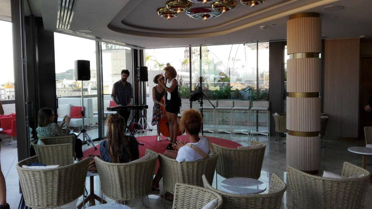 Almanac Hotel Sunday Event Barcelona Dimanche événement musique Barcelone