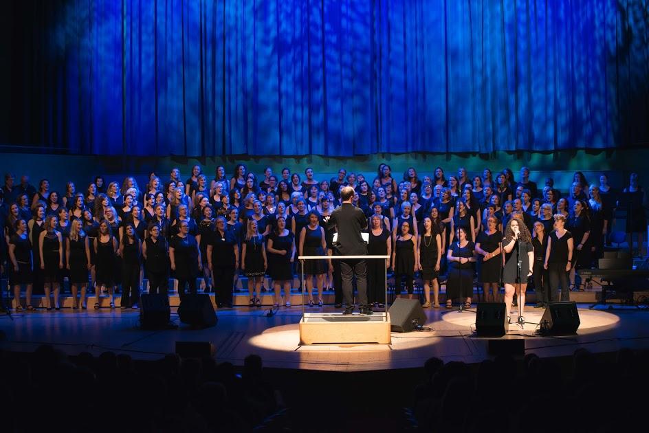 Concert Barcelona English Choir L'Auditori