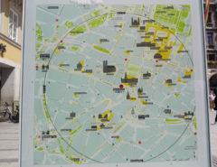 Munich transport Munich Transport city map