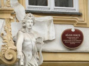 Asam Haus Munich
