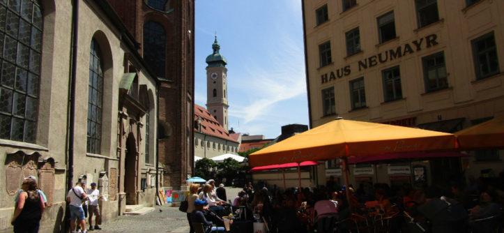 PetersPlatz Munich Germany