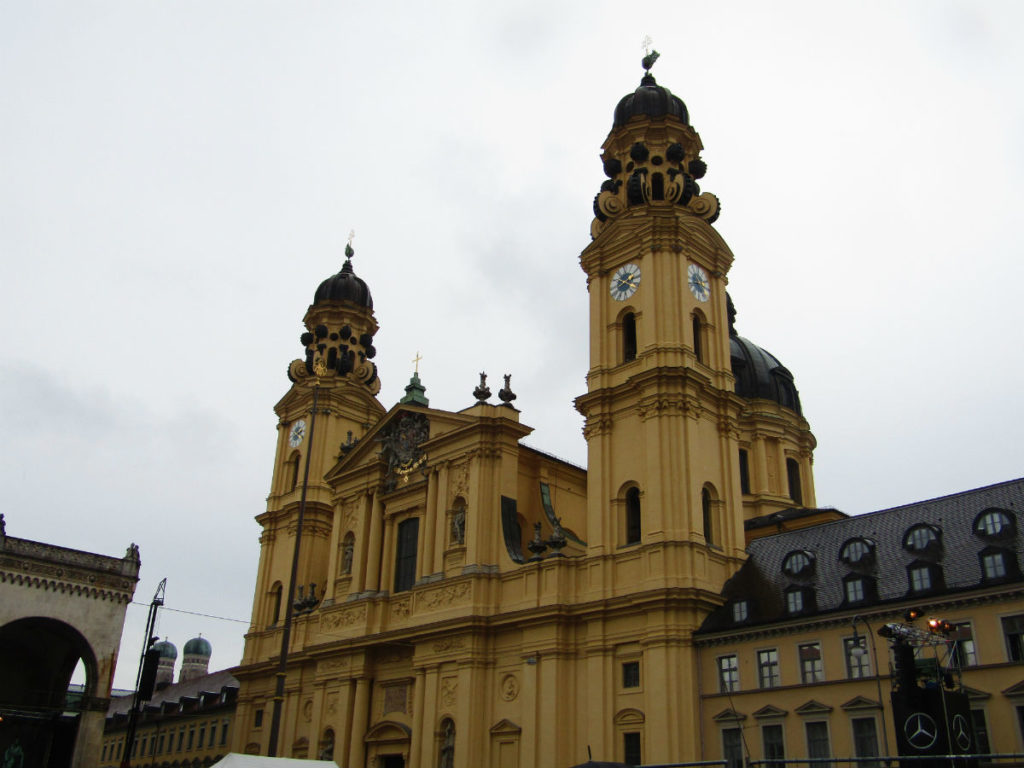 Theatinerkirche Munich