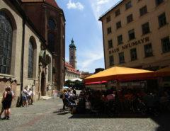 PetersPlatz centre ville Munich