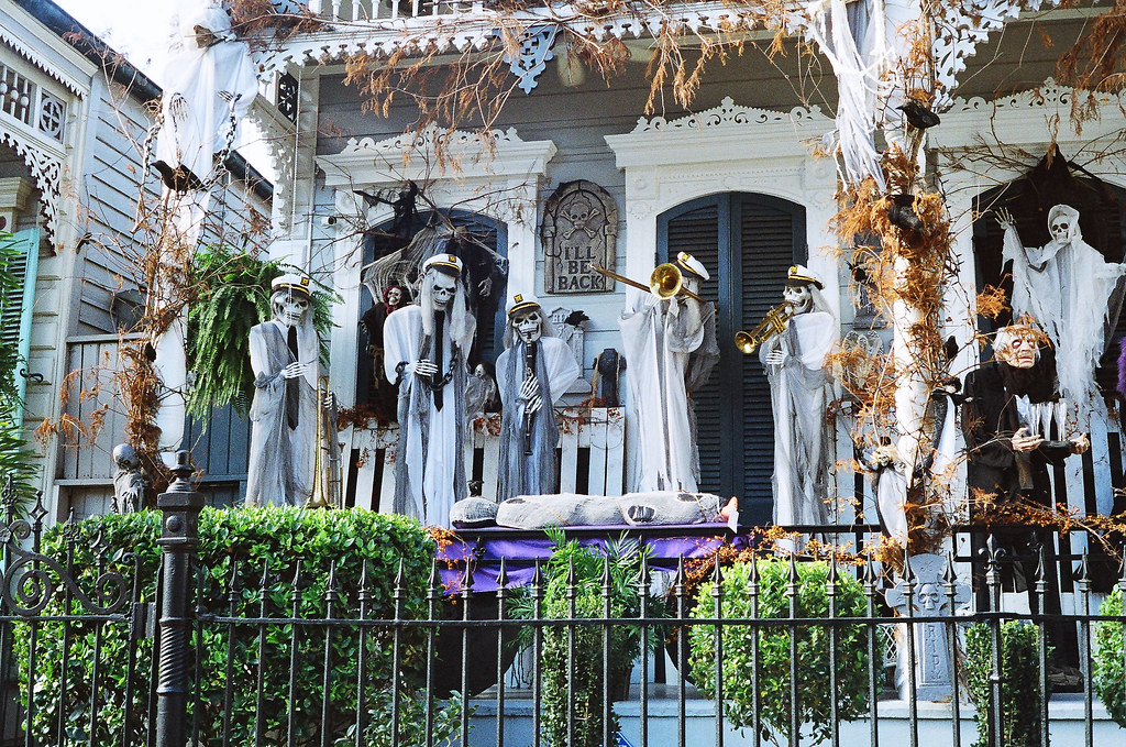 New Orleans Halloween destination