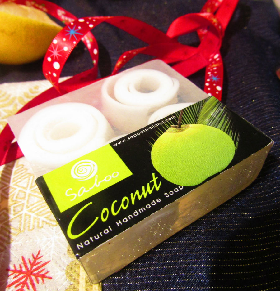 handmade soap gift ideas for Christmas