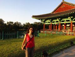South Korea temples visit