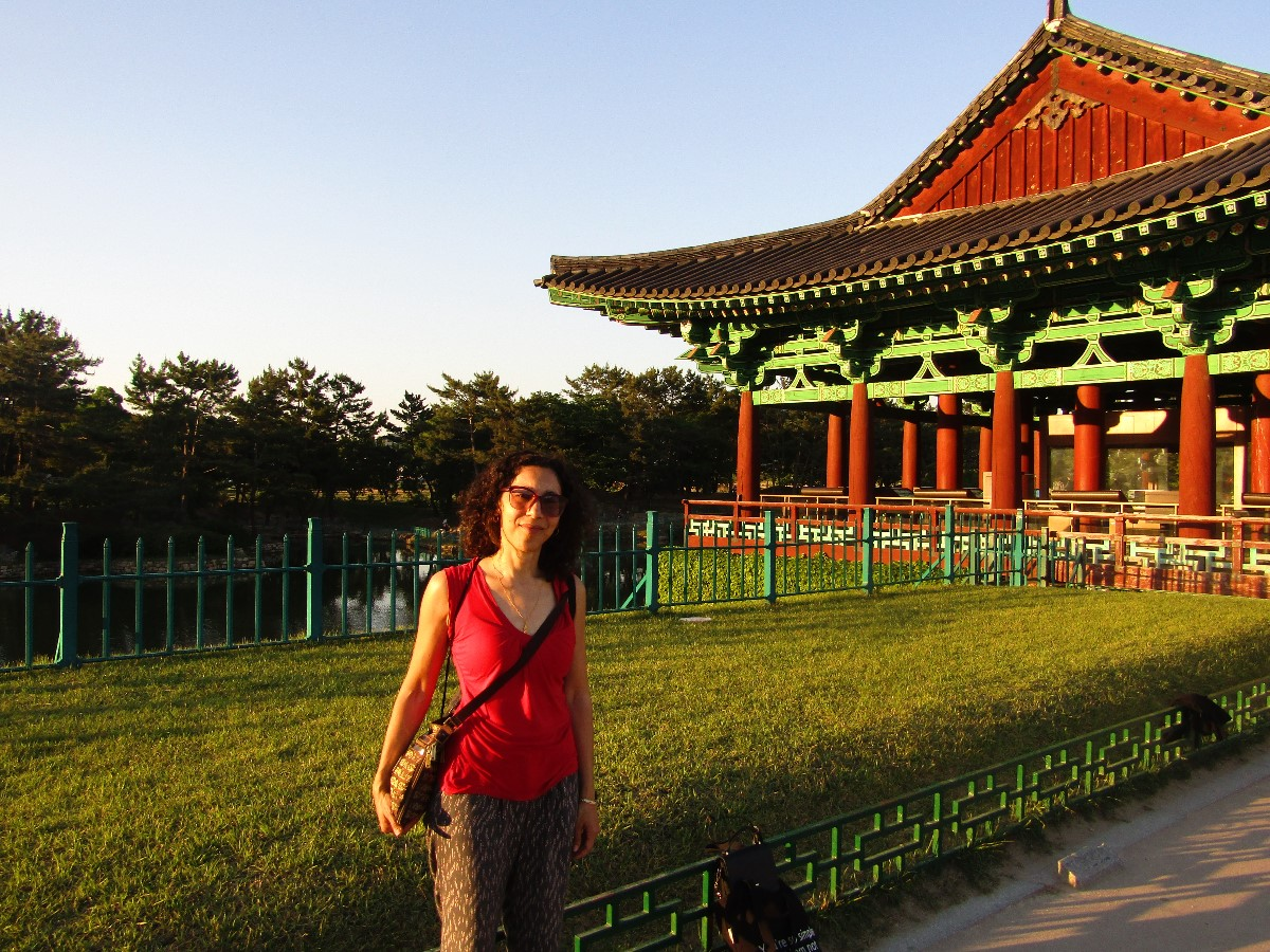 South Korea temples visit