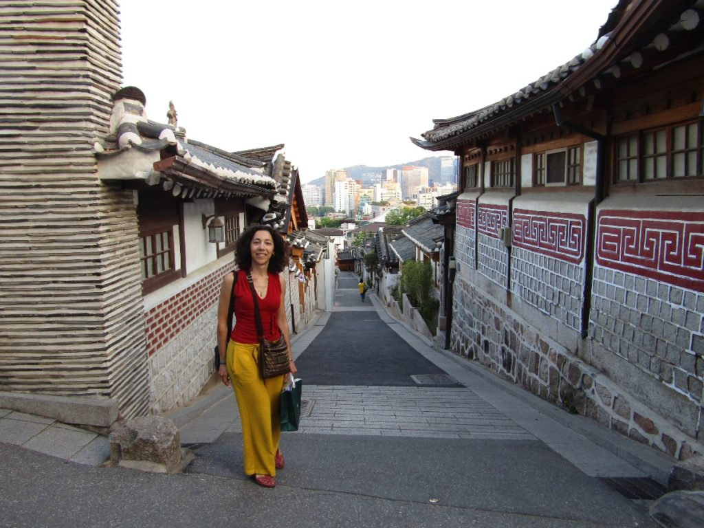 seoul bukchon hanok village south korea