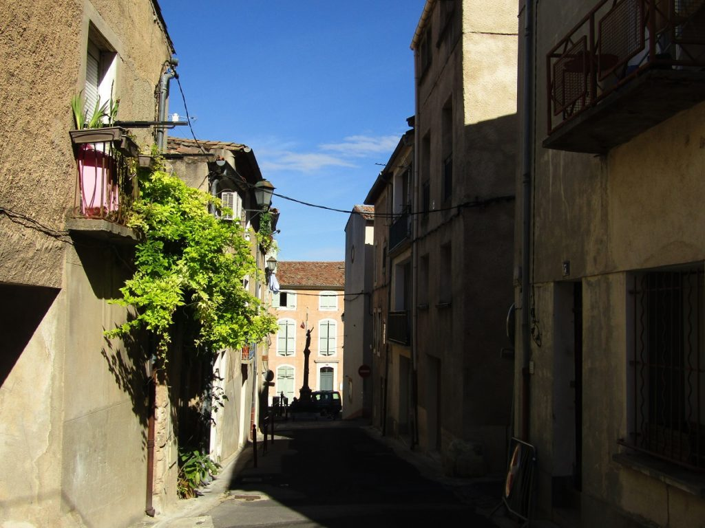 Lanes of Clermont l'Herault