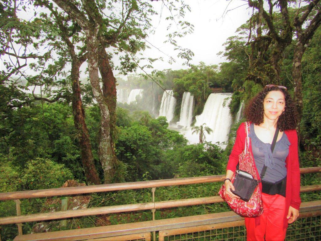 Iguazu Falls Superior Route Argentinian side