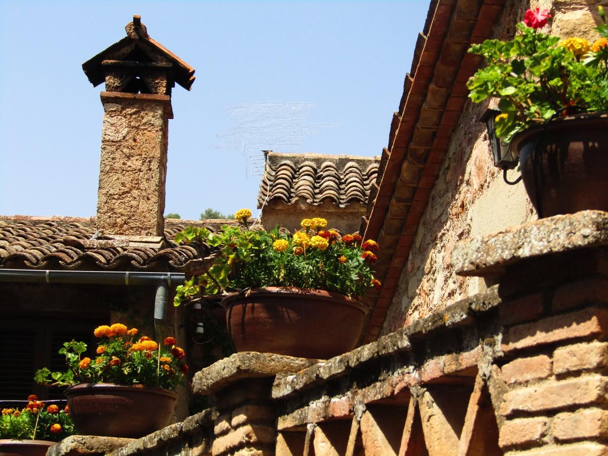 Village authentique de Mura Catalogne Espagne Barcelone