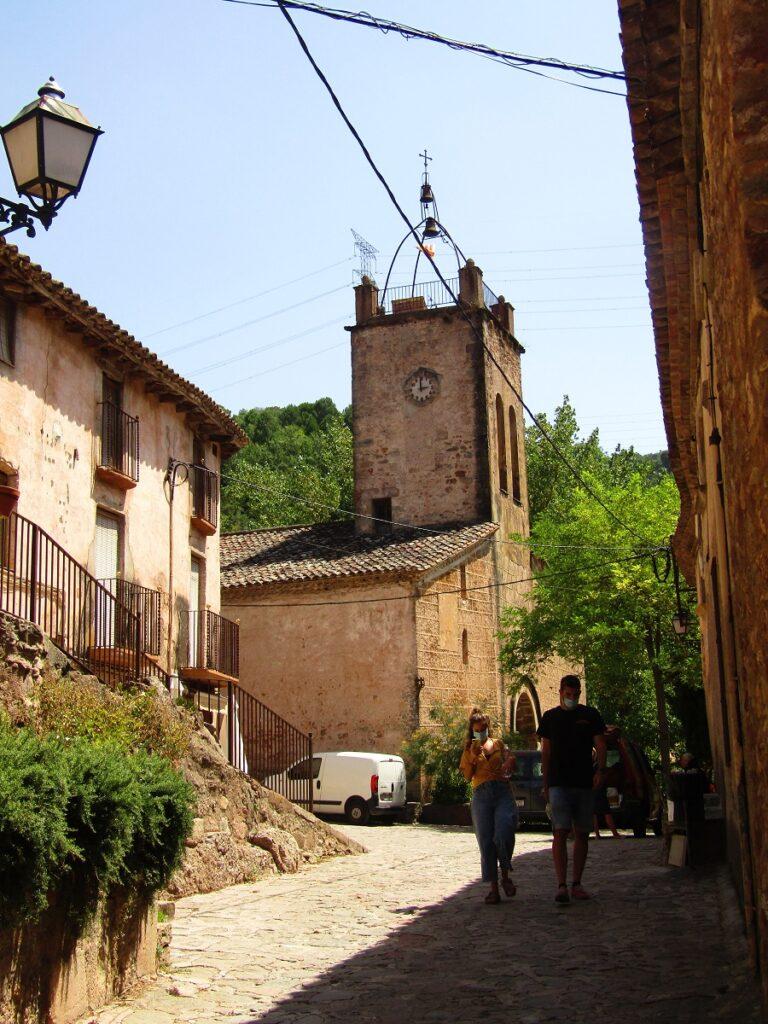 Sant Marti Roman Church