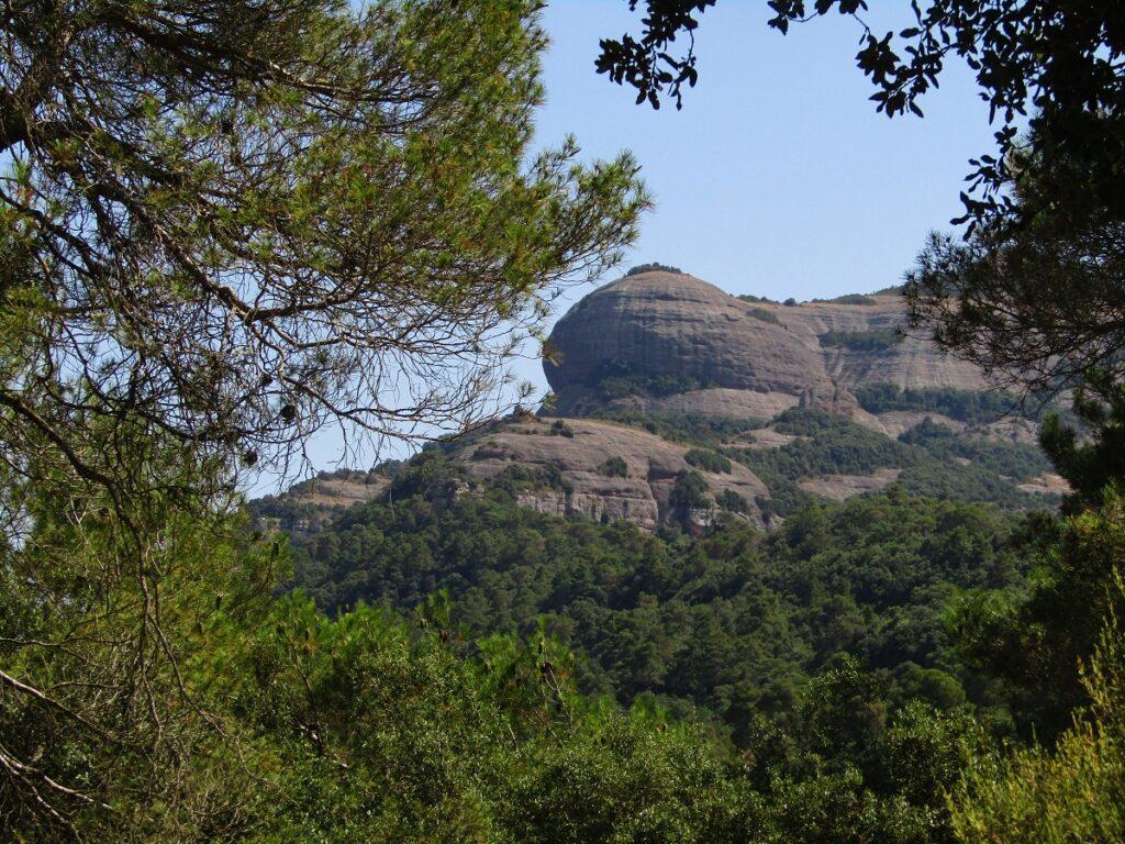 Parc Natural de Sant Llorenc de Munt i l'Obac view 2