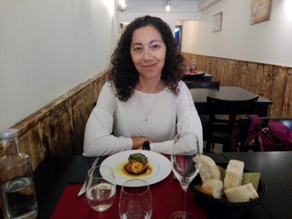 Ca Germans Primer Plato Restaurant Menu Barcelona