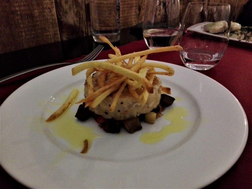 Ca Germans Fish gambas eat healthy burger