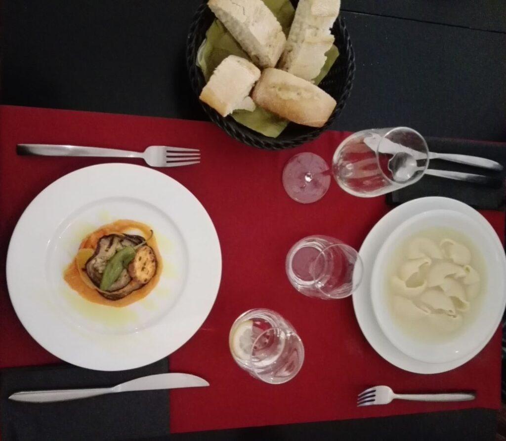 Ca germans Restaurant Primer plato