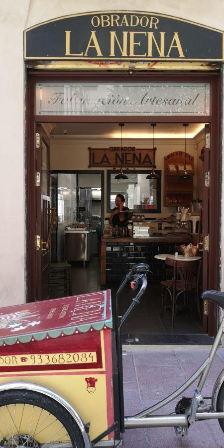 Eat healthy at Obrador de La Nena Barcelona